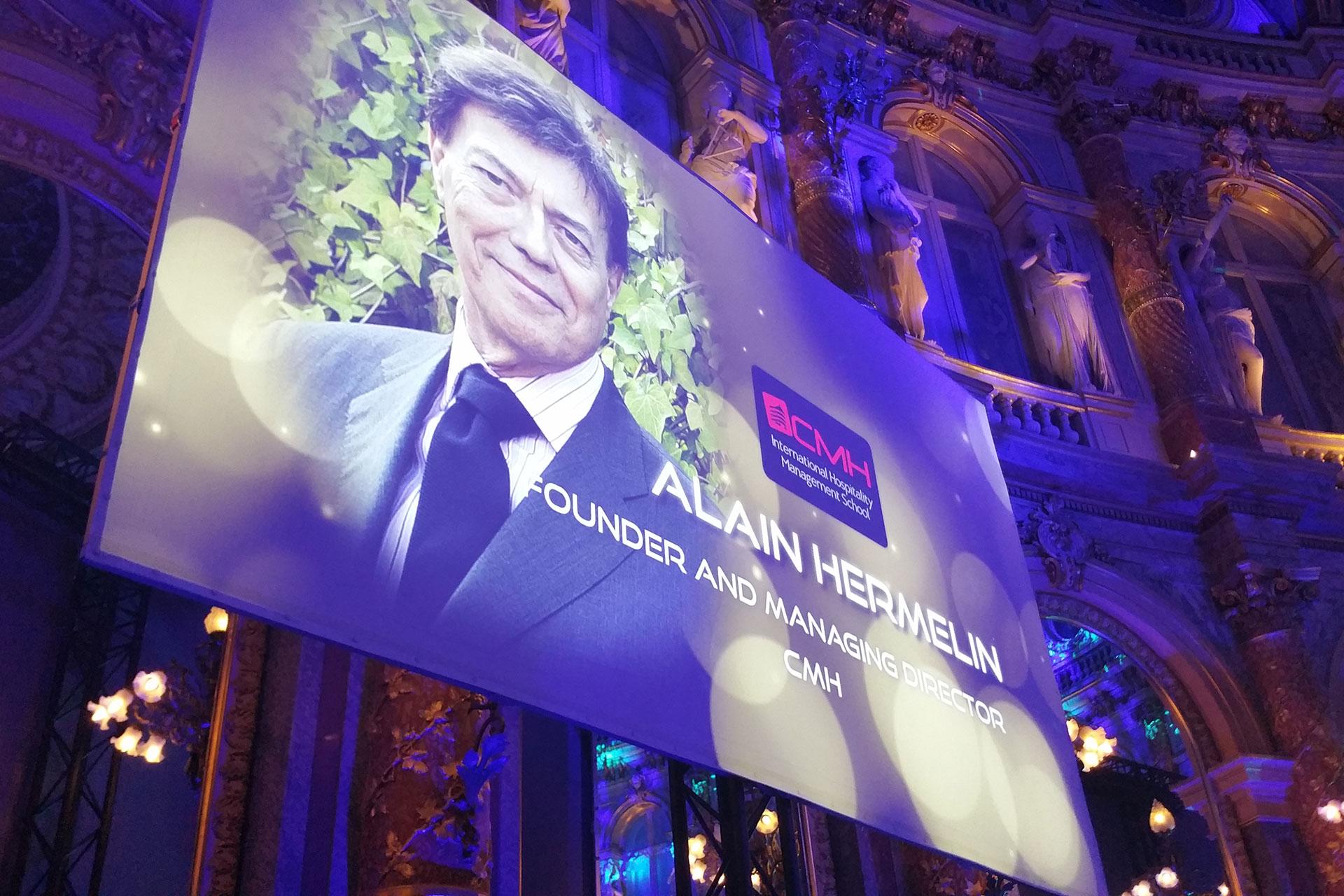Alain Hermelin, Président du CMH