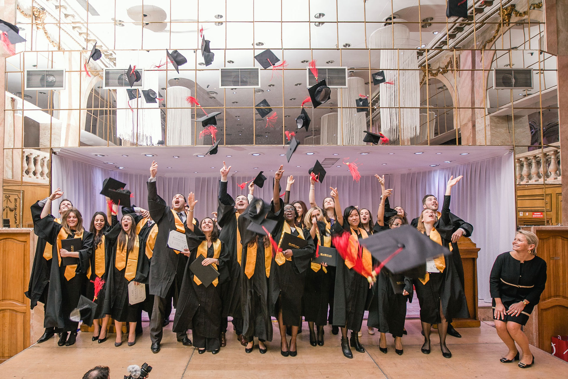 Bachelor of Science in International Hospitality Management
