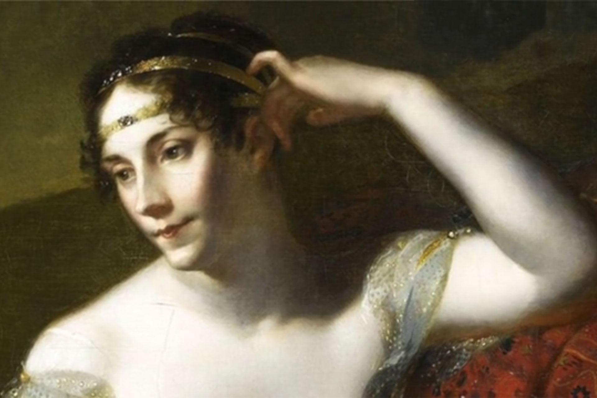 """""""Joséphine"""". Exposition au musée du Luxembourg"""