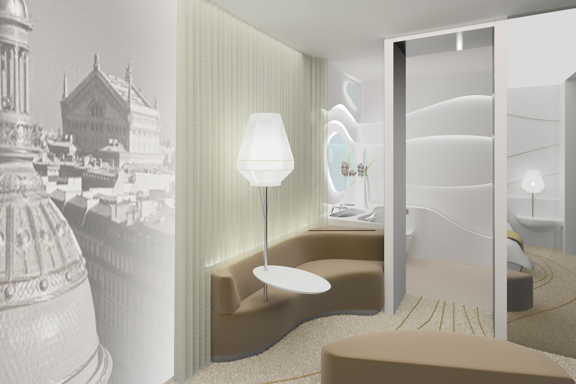 La Senses Room. crédit photo PH2B