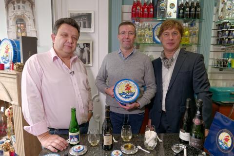 Eric Boschman, Lionel Rigolet, Dimitri Bourrigault