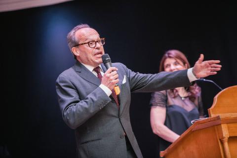 Jean-Pol Piron, Président du Brussels Exclusive Labels